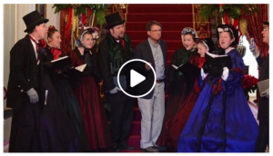 Santa Claus is Comin' To Town - With Gov. Pat McCrory